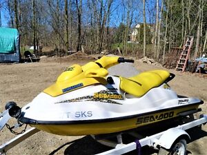 SEADOO GSX 800   EXCELLENT SHAPE WITH TRAILER