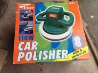 Brand new car polisher