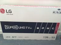 LG 55UH770V 55 Inch Super UHD 4K Smart LED ** BRAND NEW TV SEALED BOX **