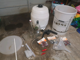 Homebrew Kit! All the equipment you need to start your homebrew!