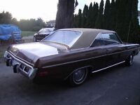 Classic cars plus more sell/trade solid clean BC. vehicles