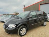 2006 06 CHRYSLER GRAND VOYAGER 2.8 LIMITED 5D AUTO 150 BHP DIESEL