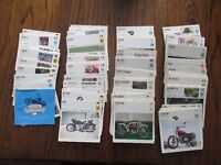 Motorcycle Card Collection