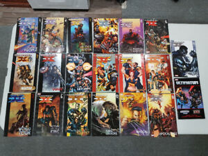 Marvel Ultimate X-Men Complete Comic Book Collection Volume 1-20