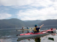 Part time kayaking guide wanted