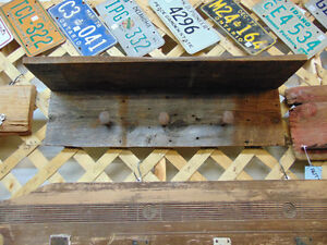 Rail Spike Barn Board Coat Rack London Ontario image 3