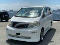 Toyota Alphard AX Tresor Alcantara Petrol Auto Low Miles MPV Petrol Automatic