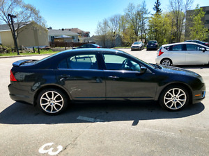 Ford Fusion 2012 SE Sport pack