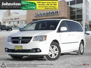 2017 Dodge Grand Caravan Crew  Navi ~ Leather ~$92.70 /Wk