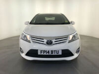 2014 TOYOTA AVENSIS ICON D-4D DIESEL ESTATE 1 OWNER TOYOTA SERVICE HISTORY