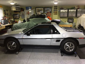 All Original 1986 Pontiac Fiero