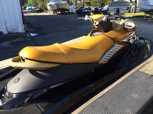 2006 Sea Doo RXP 215HP With 2011 Trailer