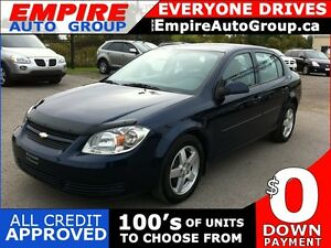 2010 CHEVROLET COBALT LT * POWER GROUP * PREMIUM CLOTH SEATING