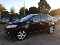 2008 FORD KUGA 2.0TDCi 4x4 TITANIUM 4WD FULL LEATHER PANORAMIC ROOF 18 ALLOYS