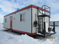 12x32 office trailer with Bathroom for Rental