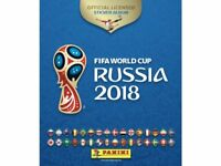 Panini 2018 World Cup Sticker Swap