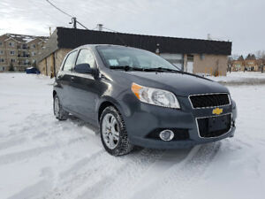2010 Chevrolet Aveo5 , SPORT, CLEAN TITLE, NEW SAFETY, LOW KM