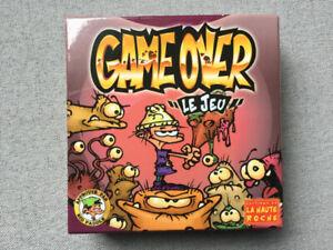 Game over «le jeu»