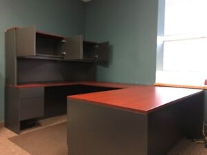 Your New 'U' Shaped Office Desk- $275!