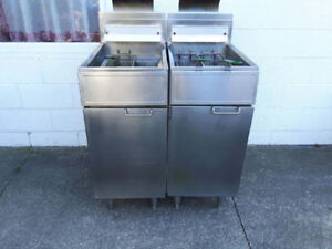 2 -   Frymaster Commercial Fryers