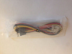 IDE to sata power cable adaptor
