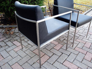 Mid century modern style chairs, contemporary style chairs London Ontario image 1