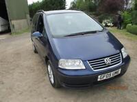 Volkswagen Sharan SE TDi DIESEL AUTOMATIC 2005/05