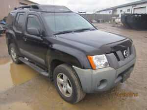 JUST IN FOR PARTS! 2005 NISSAN XTERRA @ PICNSAVE WOODSTOCK
