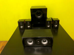 Energy Take 5.1 with Special Connoisseur CC-5 Centre Speaker