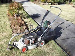 Victa Mower and Petrol Whipper Snipper Combo - 3 Month Warranty Boronia Knox Area Preview