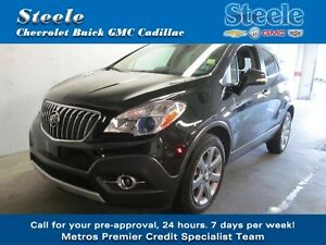 2016 Buick ENCORE CXL AWD Leather & Sunroof