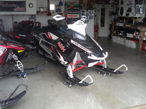FRONT BUMPERS & TOE LOOPS & 2012 PRO RMK!!!!!