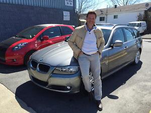 2009 BMW 3-Series Familiale