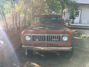 1975 International Harvester Scout Xll Other