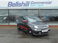 2011 Fiat 500 1.4 T-Jet 135 Abarth only done 26k from new