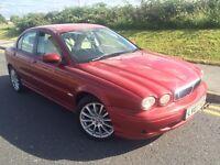 2007 Jaguar x type sport 2.0D 4 door saloon # 1 owner # half leather # cheap tax and insurance