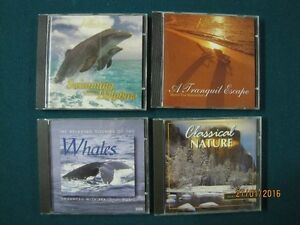 Several Reflections of Nature CDs