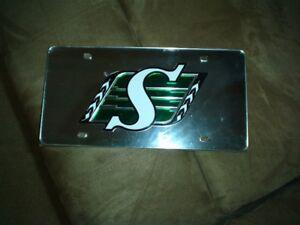 sask licence plate