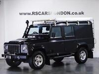 2010 Land Rover Defender 110 2.4 TDi XS Utility Station Wagon 5dr