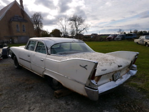 1960 Plymouth Savoy parts wanted