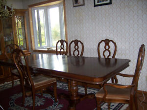 Sklar and Peppler dining room set