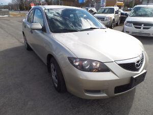 2007 Mazda 3 Sedan