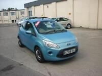 2009 Ford Ka 1.2 2009MY Style + Finance Available