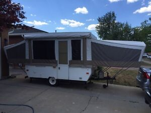 Nice tent trailer for sale