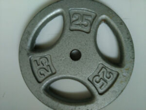 Poids Barbell / Weights (Plates) Barbell