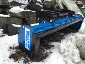 Daniels PP-8 Pinnacle Pusher Plow