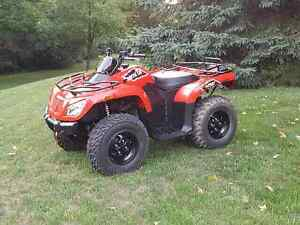 2015 Arctic Cat 450 4x4