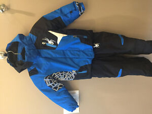 Boys Spyder ski jacket and snow pants - Excellent condition