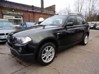 BMW X3 2.0d SE (FULL SERVICE HISTORY + PARKING SENSORS)