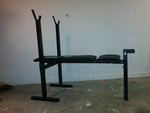 Basic Weight Bench